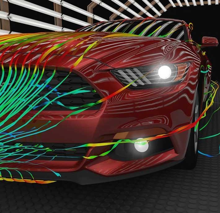A aerodinâmica e a importância para os modelos de automóveis  | Super Carros
