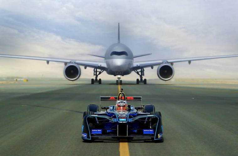 Carros de corrida e aeronaves: máquinas que têm muito mais em comum do que você imagina | Super Carros