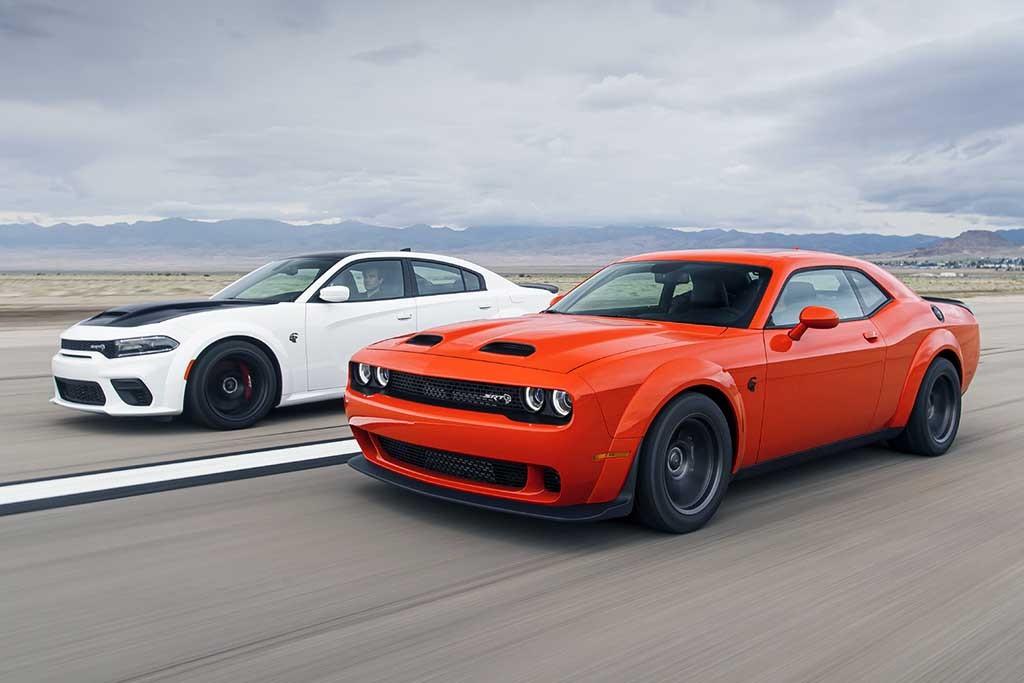 Dodge: mais de 800 cv em novos Challenger e Charger | Super Carros