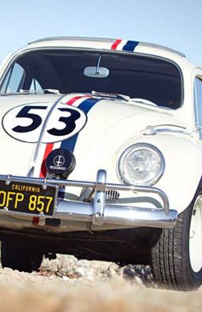 Lembra do Herbie - O carro mais querido das telas de cinema?   Super Carros