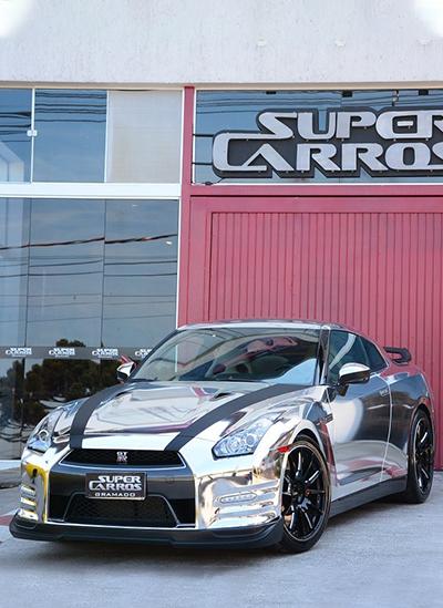 Conheça o Nissan GT-R, o Godzilla das pistas   Super Carros